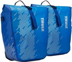 Thule Shield Pannier L Blauw