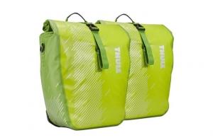 Thule Shield Pannier L Groen
