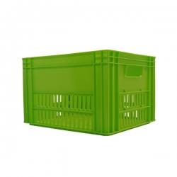 Kerri Krat Groot Lime Groen