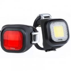 Knog Light Blinder Mini Chippy voor- en achterlicht (set) – Fietslampen (setjes)