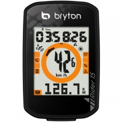 bryton Rider 15 fietscomputer – Fietscomputers