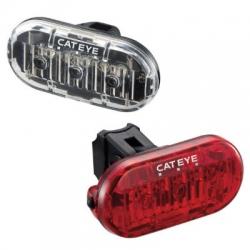 Cateye OMNI 3 voor- en achterlicht (set) – Fietslampen (setjes)