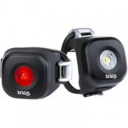 Knog Light Blinder Mini Dot voor- en achterlicht (set) – Fietslampen (setjes)