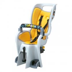 Topeak Babyseat II fietszitje & bagagedrager (geschikt voor schijfremmen) – Kinderzitjes