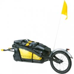 Topeak Journey fietskar – Fietskarren voor bagage