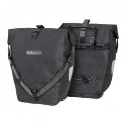 Ortlieb Back-Roller Plus QL2.1 Dubbele Tas Zwart