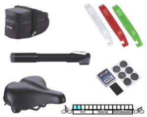 BBB Comfort Pakket E-bike