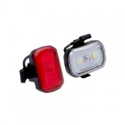 Blackburn Click USB voor- en achterlamp- – Fietslampen (setjes)