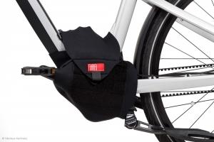 Fahrer Motorcover voor E-bikes met middenmotor
