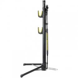 Topeak Transformer RX fietspomp met werkstandaard – Voetpompen